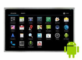 TFT com Sistema Android