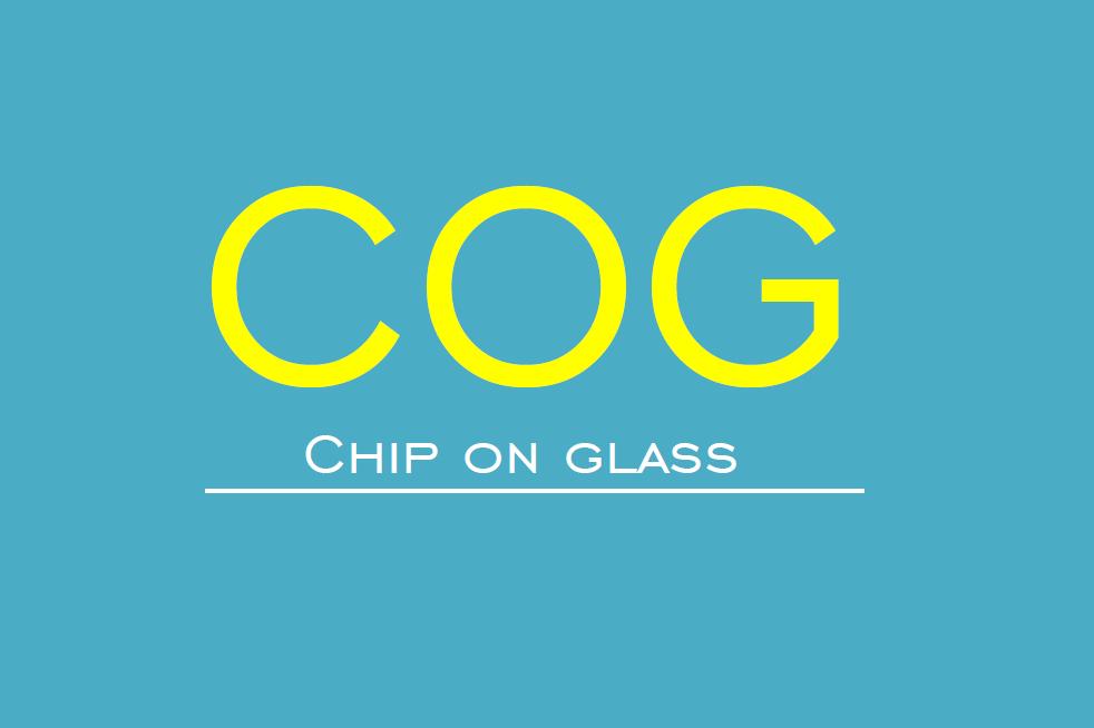 Informativo AGT - O que é um display COG?
