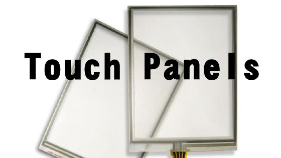 Informativo AGT - Quais são os principais tipos de Touch Panels?