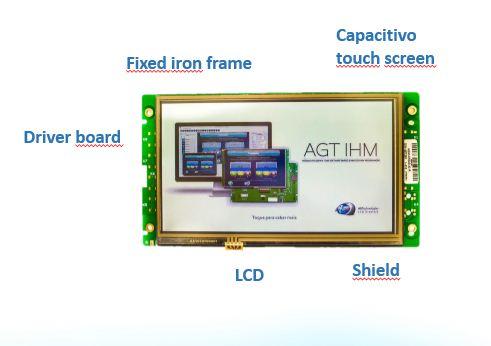 Informativo AGT - Você conhece a nossa IHM (Interface Homem Máquina)? Se não conhece ainda, continue lendo, veja os diferenciais desse modelo de produto.