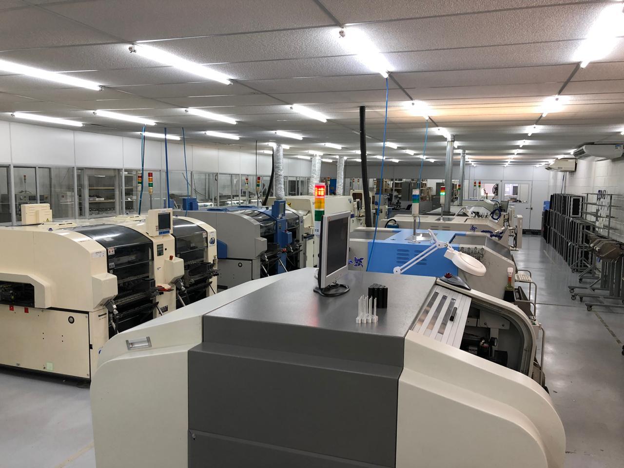 Informativo AGT - Conheça a fábrica da AGT.