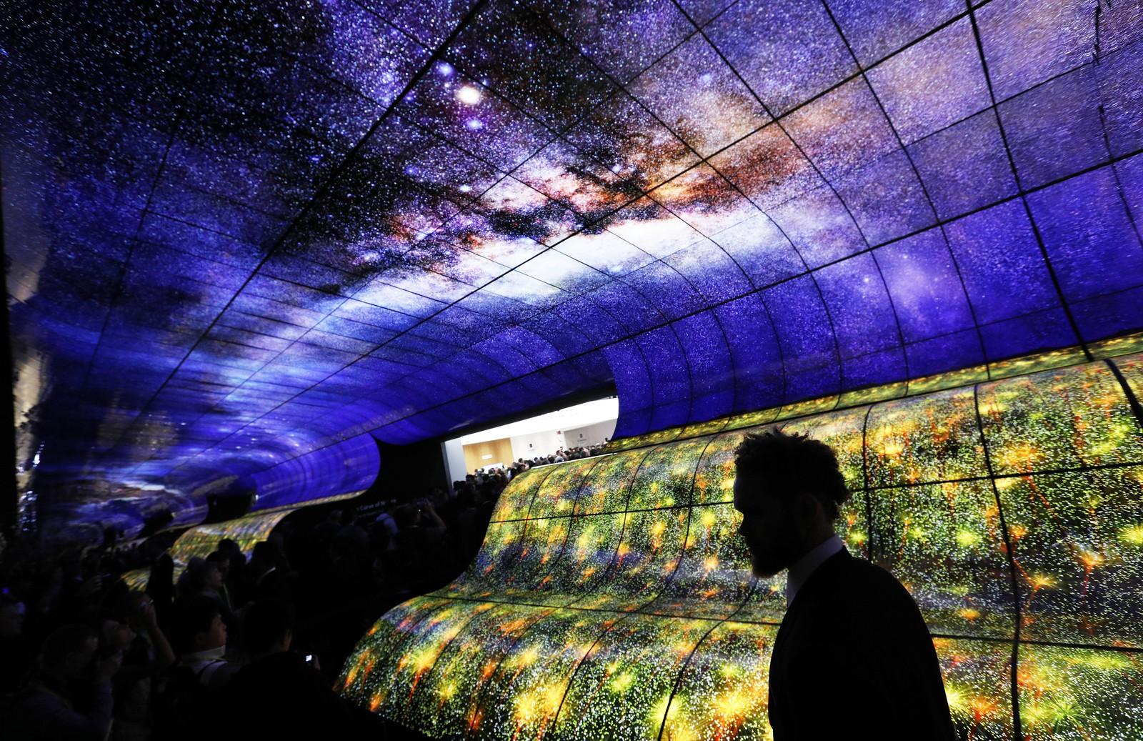 CES 2019: veja fotos da maior feira de tecnologia do mundo