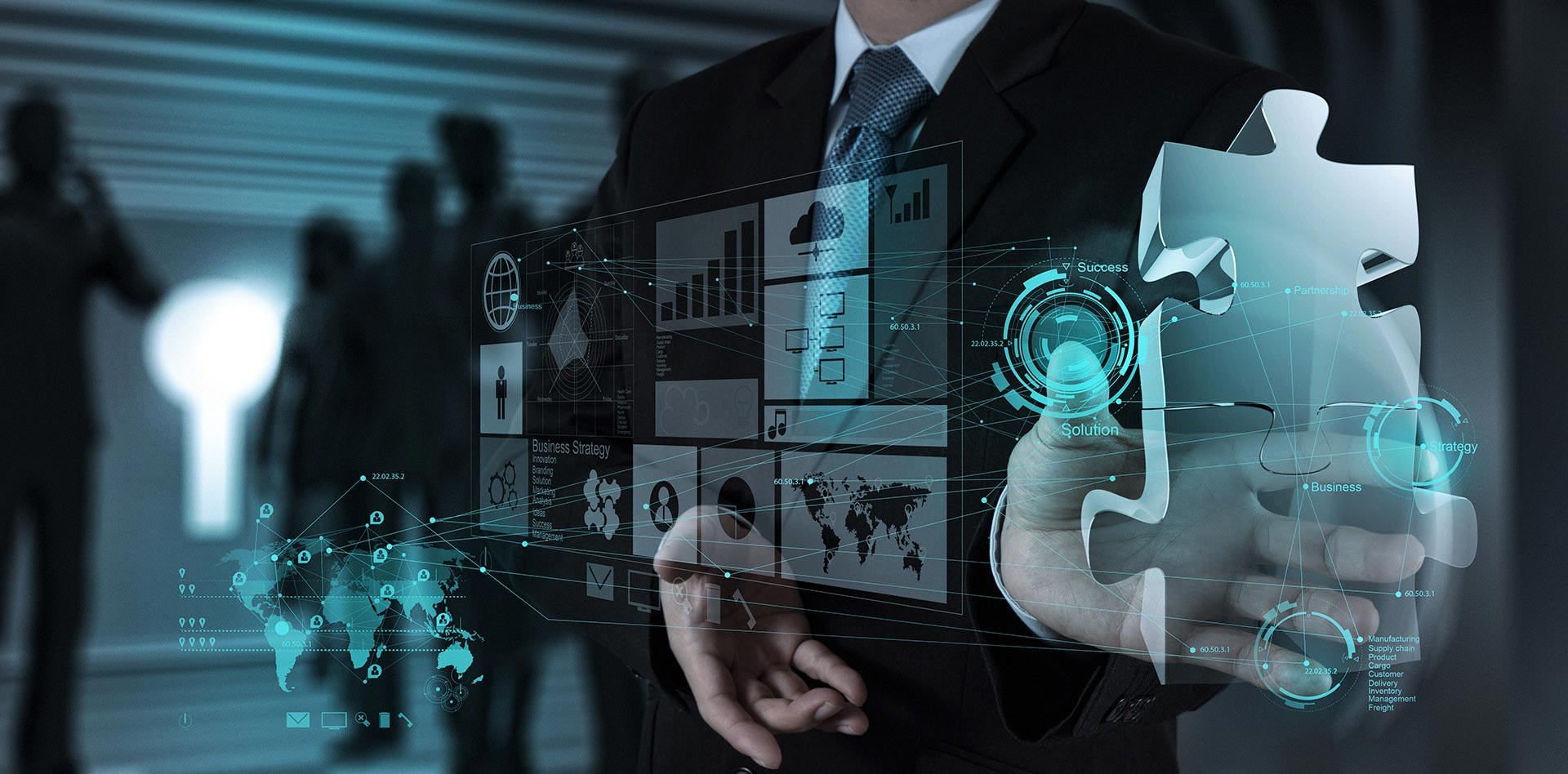 Empregos do futuro: como a tecnologia vai mudar o mercado de trabalho.